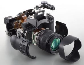 Официальный ремонт фотоаппаратов